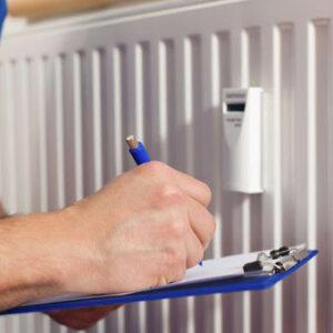 Souscription de contrat d'entretien chauffage