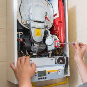 Réparation de chaudière électrique
