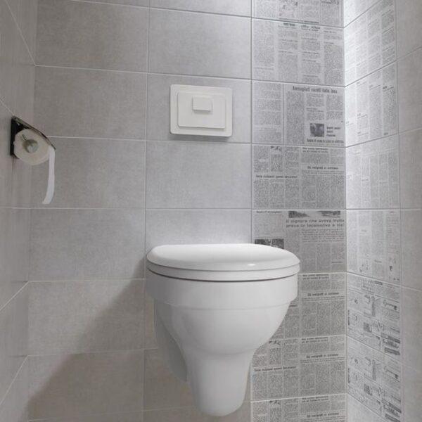 Problème sur WC suspendu